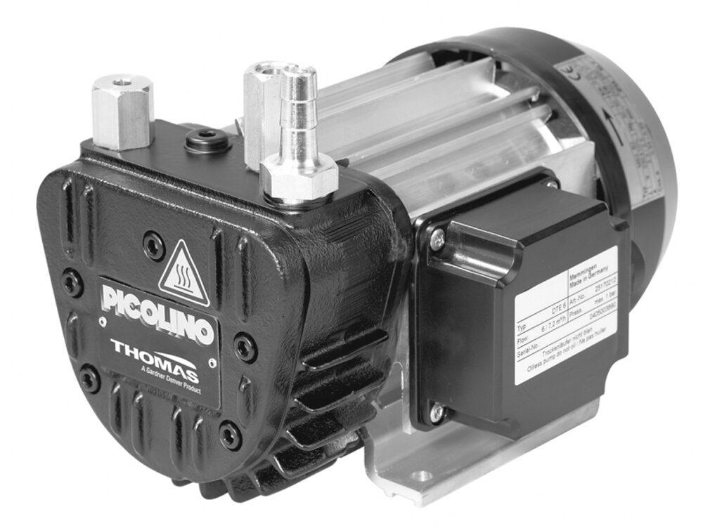 Rotora kompresors (DTE 6)