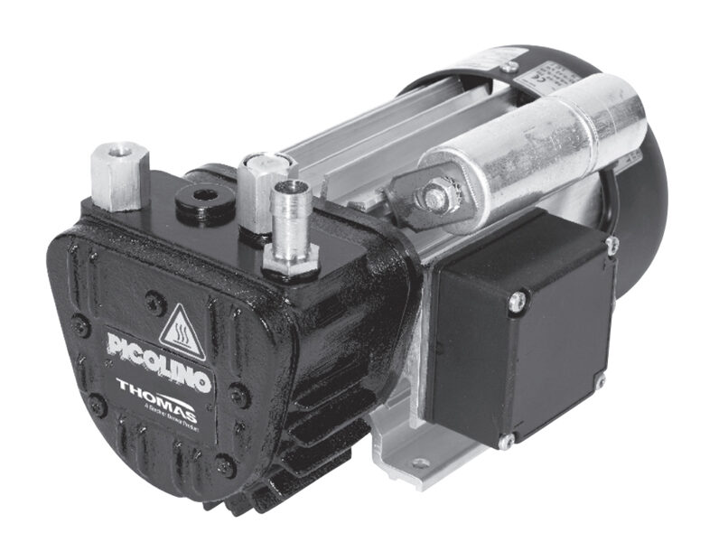 Rotora kompresors (DTE 10)