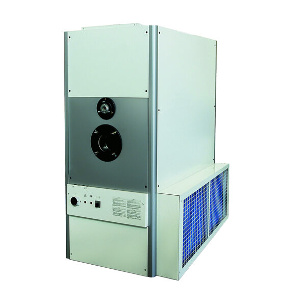 1 MW - Sildītājs ar Universālo eļļas degli