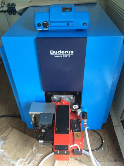 Boiler + Burner bundles